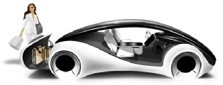 Apple concept car
