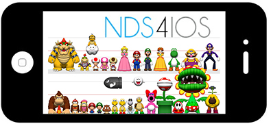 NDS iPhone